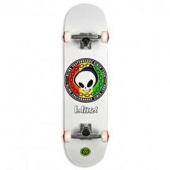 """Скейтборд в сборе Blind Rasta Reaper FP White 8.125"""""""