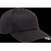 Кепка FlexFit 6777 - Athletic Mesh Black