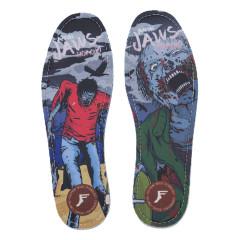 Стельки Footprint Kingfoam Flat (7mm)  Jaws Zombie