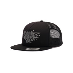 Кепка Footwork Silver Owl Black