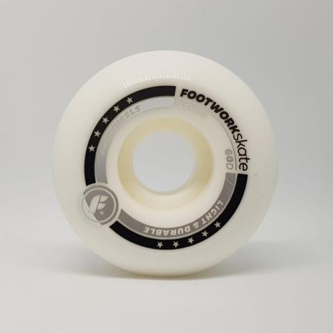 Колеса Footwork LX Silver 51,52 mm 60D