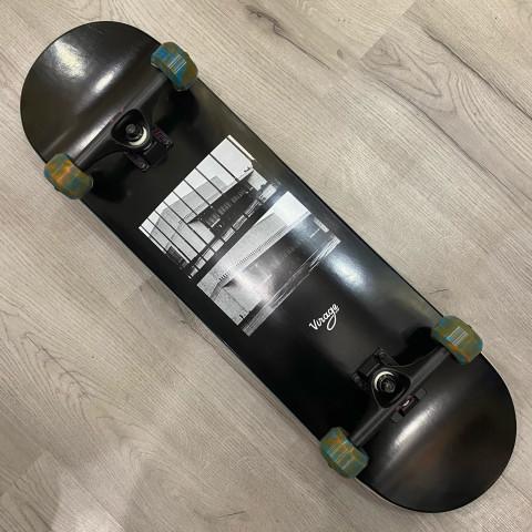 """Скейтборд Virage BKZ Black 8.5"""""""
