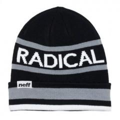 Шапка NEFF Radical Black