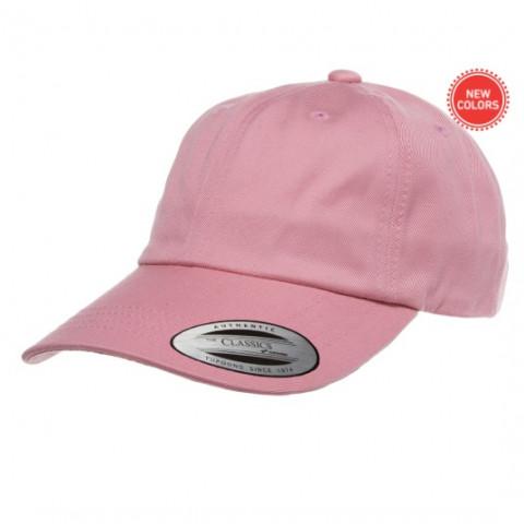 Кепка FlexFit Dad Hat Pink