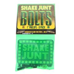 "Винты для скейта Shake Junt Phillips 1"""