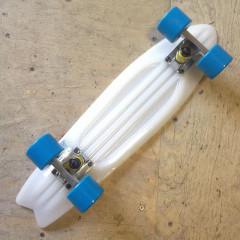 "Круизёр Virage Skateboards white 22"""